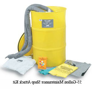 55-Gallon Maintenance Shop Attack Kit